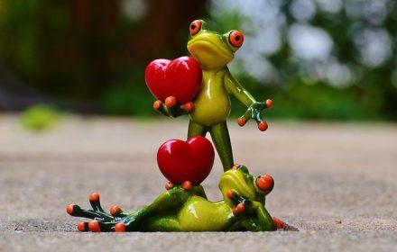 Verkaufsemotion Liebe
