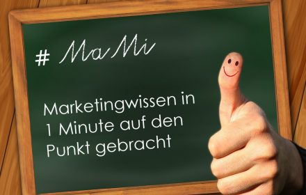 Marketing Know how in 1 Minute