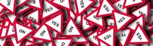 Procrastination Effekt Ja vs. Nein Kaufentscheidung