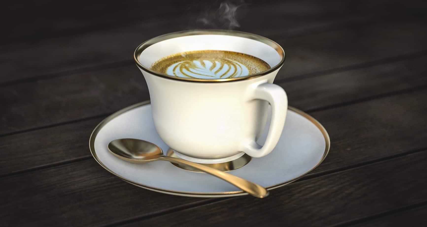 Es geht doch nichts über eine frische Tasse Kaffee bei einem guten Gespräch, oder? ;-)